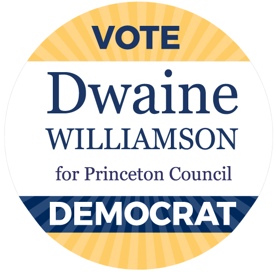 Dwaine For Princeton Council